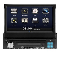 NEW 7'HD Touch Screen Car DVD player GPS Navigator wifi&3G 1din car DVD automotivo free shipping(China (Mainland))