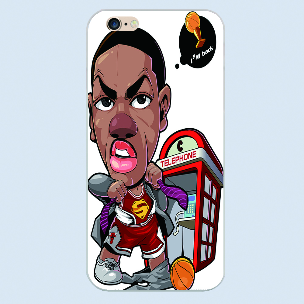 for iphone 6 case Basketball series 55 Very fine and delicate Cell phone sets 5s New product phone cases 4 5 6plus(China (Mainland))