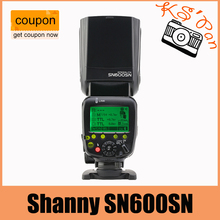 Buy Shanny SN600SN Master Flash Speedlight High Speed Sync 1/8000s GN60 Flashgun Nikon D3 D810 D800 D800E D700 D750 D610 D600 for $108.90 in AliExpress store