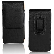 Belt Clip PU Leather Waist Holder Flip Cover Pouch Case for Nokia 230/222/225/515/208/207/301/800c/603 Drop Shipping(China (Mainland))
