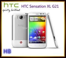"X315e Original Unlocked HTC Sensation XL G21 Smartphone Android 4.7""TouchScreen 3G 8MP GPS WIFI Free Shipping"