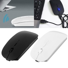 In stock! High Quality Portable Rechargeable Bluetooth 3.0 Wireless Mouse For Laptop PC Tablets Newest(China (Mainland))