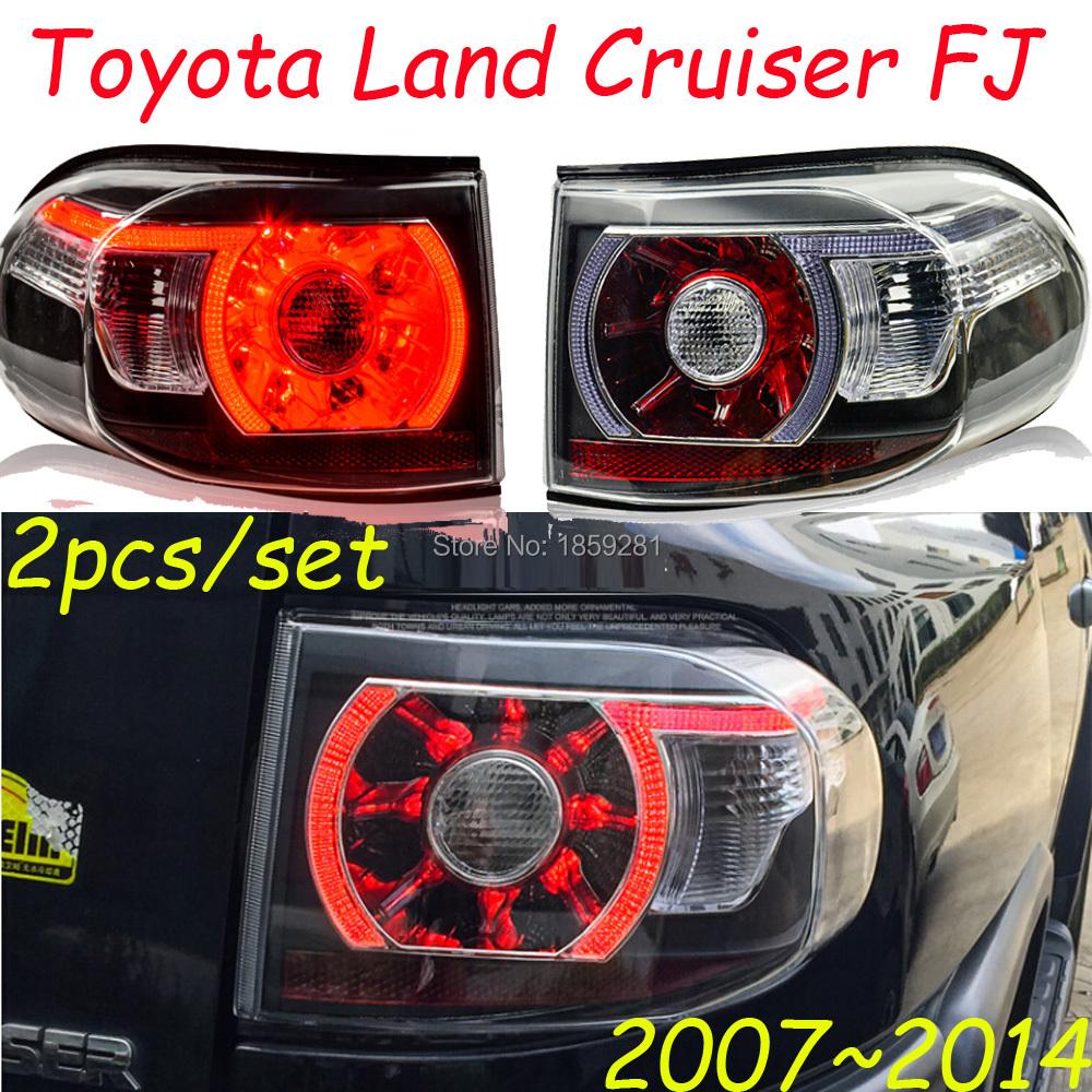 Cruiser FJ taillight,2007~2014;Free ship!LED,2pcs/set,Cruiser FJ rear light,Cruiser FJ fog light;Cruiser FJ