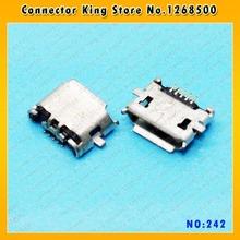 Buy CK 10PCS/LOT Micro USB Dock Charging Port Connector Sony U5 U5i,MC-242 for $4.68 in AliExpress store