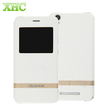 Blackview A8 Smartphone Covers Protect Horizontal Flip White PU Leather Case Call Display ID & Holder - Shenzhen Xinghecheng Technology Limited store