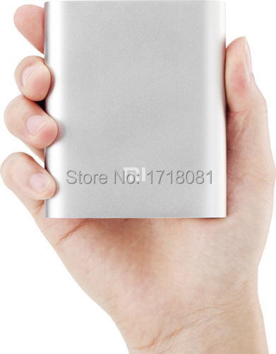 XiaoMi MI 10400mAh Power Bank Charger for iPhone Samsung HTC Tablet(China (Mainland))