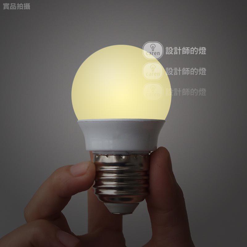 Free shippingEnergy-saving lamp designer lamp bulb E27 3W LED large spiral mouth yellow light bulb indoor lighting(China (Mainland))