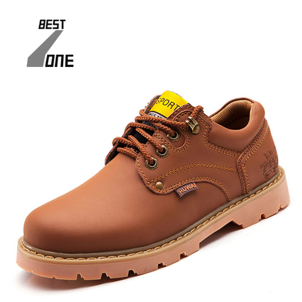 BZ Autumn Men Ankle Boots Genuine Leather Mens Boots Casual Lace Up Brand Designer Work Men Boots Winter Shoes Man Znpnxn-08<br><br>Aliexpress