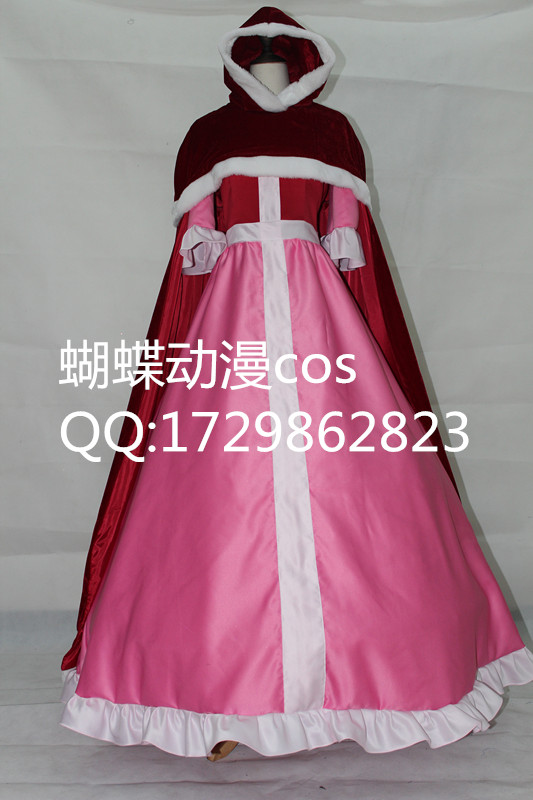 Beauty and the Beast Belle Red Dress The Little Red Riding Hood Red Princess Dress Cosplay CostumeОдежда и ак�е��уары<br><br><br>Aliexpress