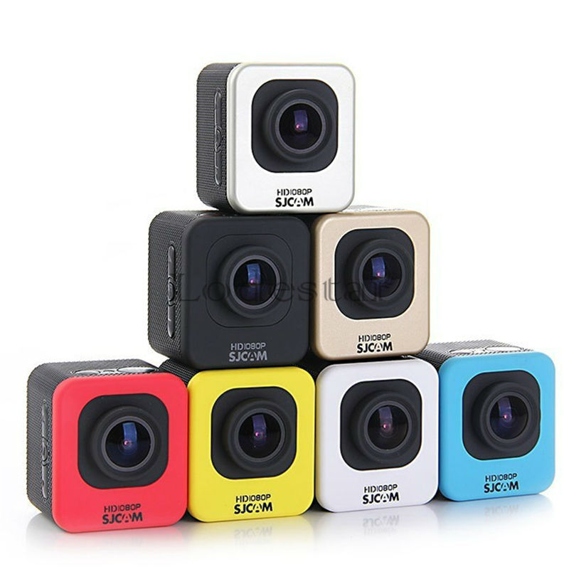 Original SJCAM M10 Series M10 & M0 WIFI & M10 Plus Sport Action Camera 2K Video Resolution Mini Waterproof Camera 1080P Sport DV(China (Mainland))