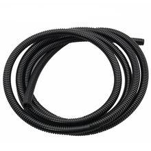 Factory outlets 20 Length 18MM Width Black Split Loom Wire Flexible Tubing Conduit Hose