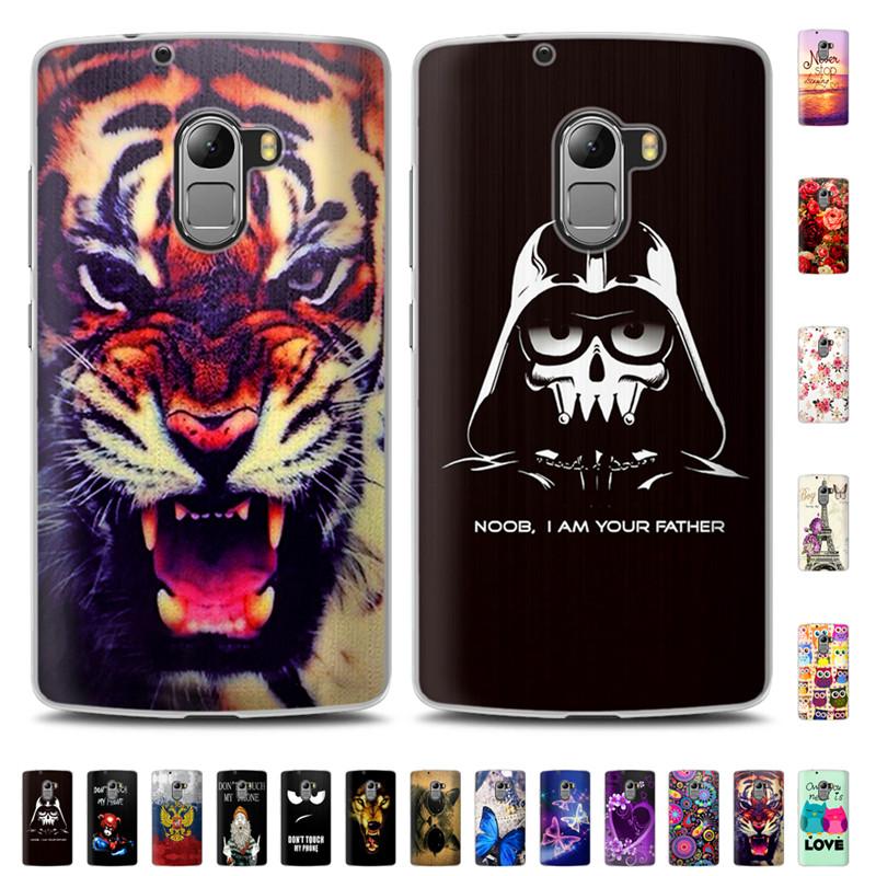 "Lenovo Vibe K4 Note A7010 Vibe X3 Lite 5.5"" Case Cute Animal Anime Soft Silicone TPU Skin Back Cover Phone Case Lenovo A7010"