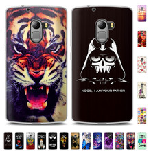 """Buy Lenovo Vibe K4 Note A7010 Vibe X3 Lite 5.5"""" Case Cute Animal Anime Soft Silicone TPU Skin Back Cover Phone Case Lenovo A7010 for $3.32 in AliExpress store"""