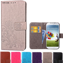 Buy S4 Mini i9190 Flip Cover Leather Wallet Case Coque Samsung Galaxy S4 mini Case Samsung S4 mini i9190 Phone Case Luxury for $2.79 in AliExpress store