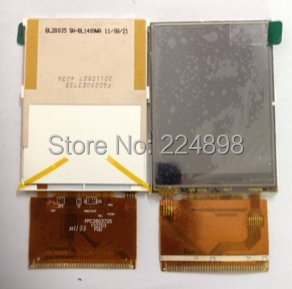 2.8 inch 37PIN 8/16Bit TFT LCD Screen with Touch Panel ST7781R Drive IC(China (Mainland))