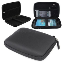 EVA PU Hard Shell Carry Case Bag Cover Protector 7 Inches GPS Navigation Protection Package Hard Disk Drive HDD Tablet Cover Bag(China (Mainland))