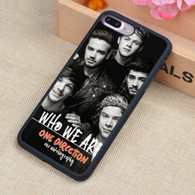 Buy Hot 1D One Direction Printed Phone Case Skin Shell iPhone 6 6S Plus 7 7 Plus 5 5S 5C SE 4 4S Rubber Soft Cell Housing Cover for $4.08 in AliExpress store