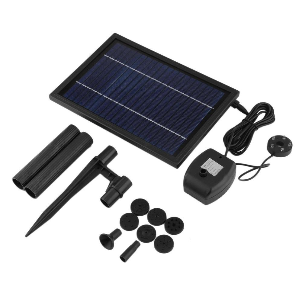 Achetez en gros panneau solaire pour pompe en ligne des for Panneau solaire piscine
