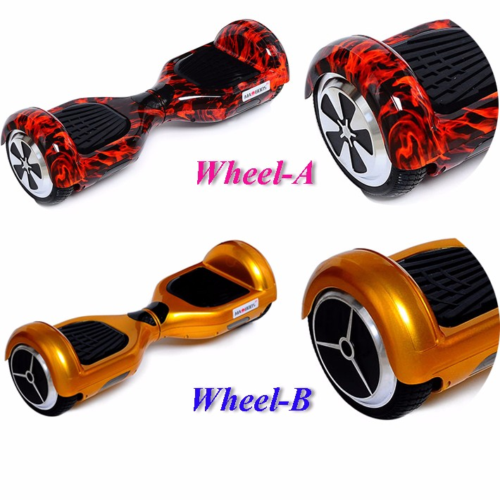 6.5 inch hoverboard Skywalker smart electric skateboard smart self balance electric scooter with mobile APP standing drift duty