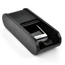 Multi-función de organizador caja de almacenamiento de caja de Almacenamiento de coche Salpicadero puerta Corredera adecuado para las monedas, objetos pequeños, móvil teléfonos, etc.(China (Mainland))