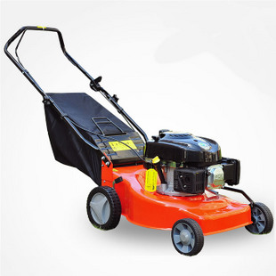 18 -inch hand push lawn mower four stroke gasoline grass trimmer(China (Mainland))
