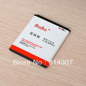 BaBo 3250mAh High Capacity Secure Battery for Samsung Galaxy S3 SIII i9300 L710 T999 i535 i747 R530 NEW
