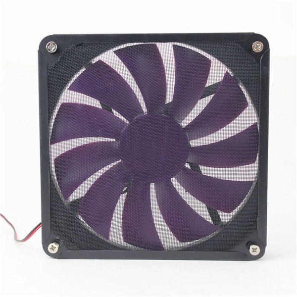 Fashion PC Computer Fan Cooling Metal Dustproof Cover Dust Filter effectively isolate the dust For Boyfriend(China (Mainland))