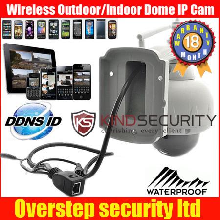 CCTV ip dome camera IR Cut Pan/Tilt Wireless Wifi Outdoor Waterproof Dome Security Network IP Camera wifi speed dome camera