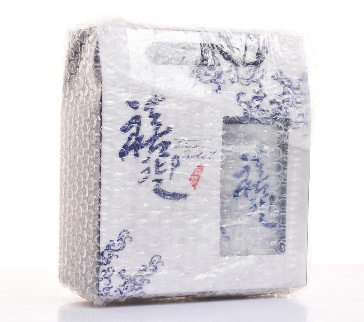 2016 New 300g Taiwan High Mountains Jin Xuan Milk Oolong Tea Wulong Tea Green Food Health Care China Blue and White Gift Box cheap