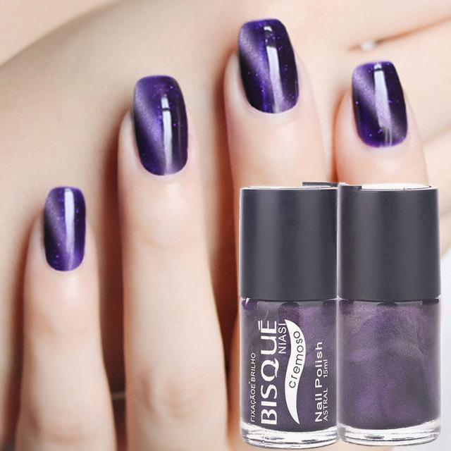 Nailpolish3D магия лак для ногтей бутик ногтей окружающей магнитного кошачий глаз ...