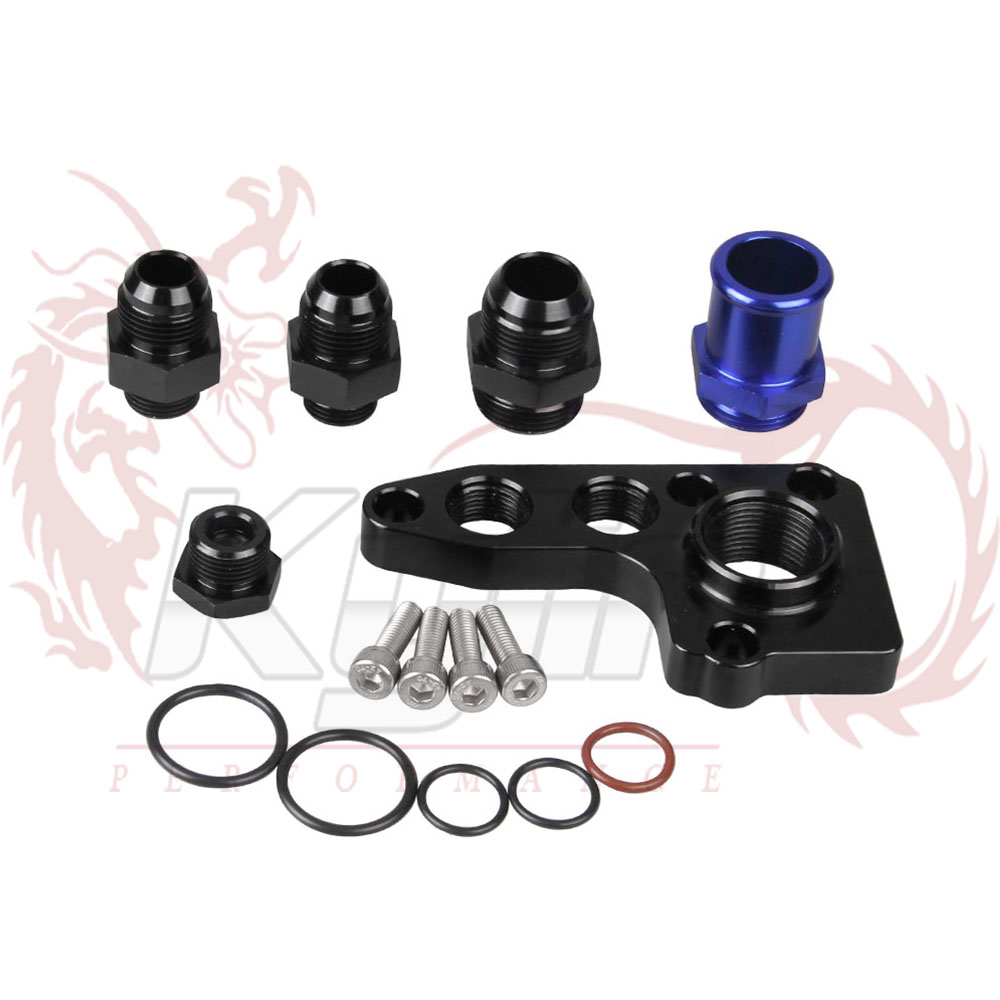 KYLIN STORE --- Aluminum Oil Filter Adapter Kit For Ford 4.6/5.4L Engine(China (Mainland))