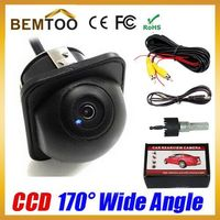 Wholesale170 Wide Angle HD Night Vision Car Rear View Camera Reverse Backup Color parking Camera,Free Shipping