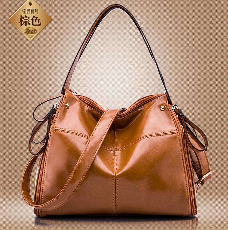 NEW arrived!! 2015 fashion women messenger bag Genuine patent leather handbag Brand crossbody Bag Luxury Tote women travel bags(China (Mainland))
