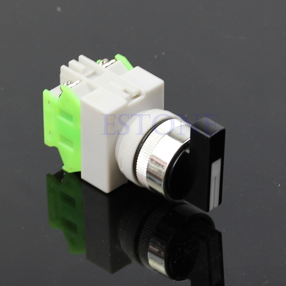 New Three Position Selector Rotary Switch Power Ignition LAY7-20X/3 H02