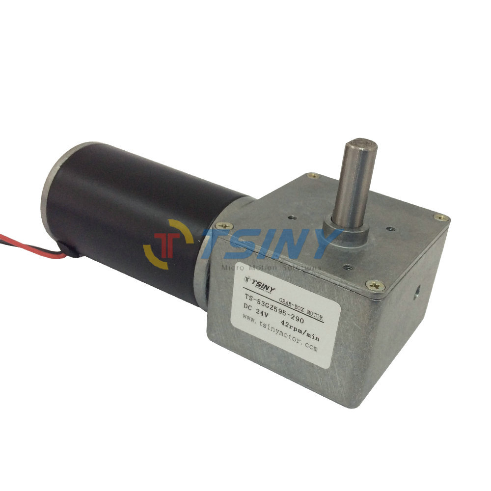 Online Buy Wholesale 24v Dc Worm Gear Motor From China 24v Dc Worm Gear Motor Wholesalers