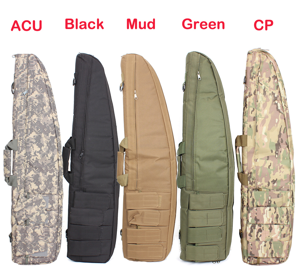 Tactical Gun Bag 1.2M Heavy Duty Tactical Gun slip Bevel Carry Bag Rifle Case Shoulder Pouch for Hunting(China (Mainland))