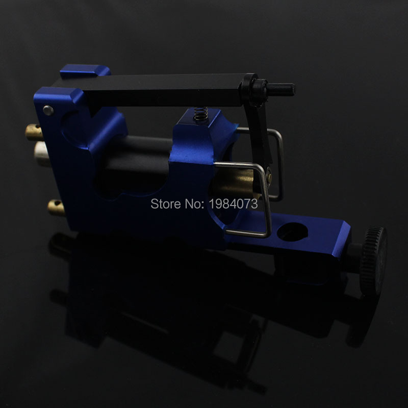 High Quality Rotary Tattoo Machine Stealth Gen2 Black Color Aluminum Alloy motor electric tattoo accessories  fog secant motor
