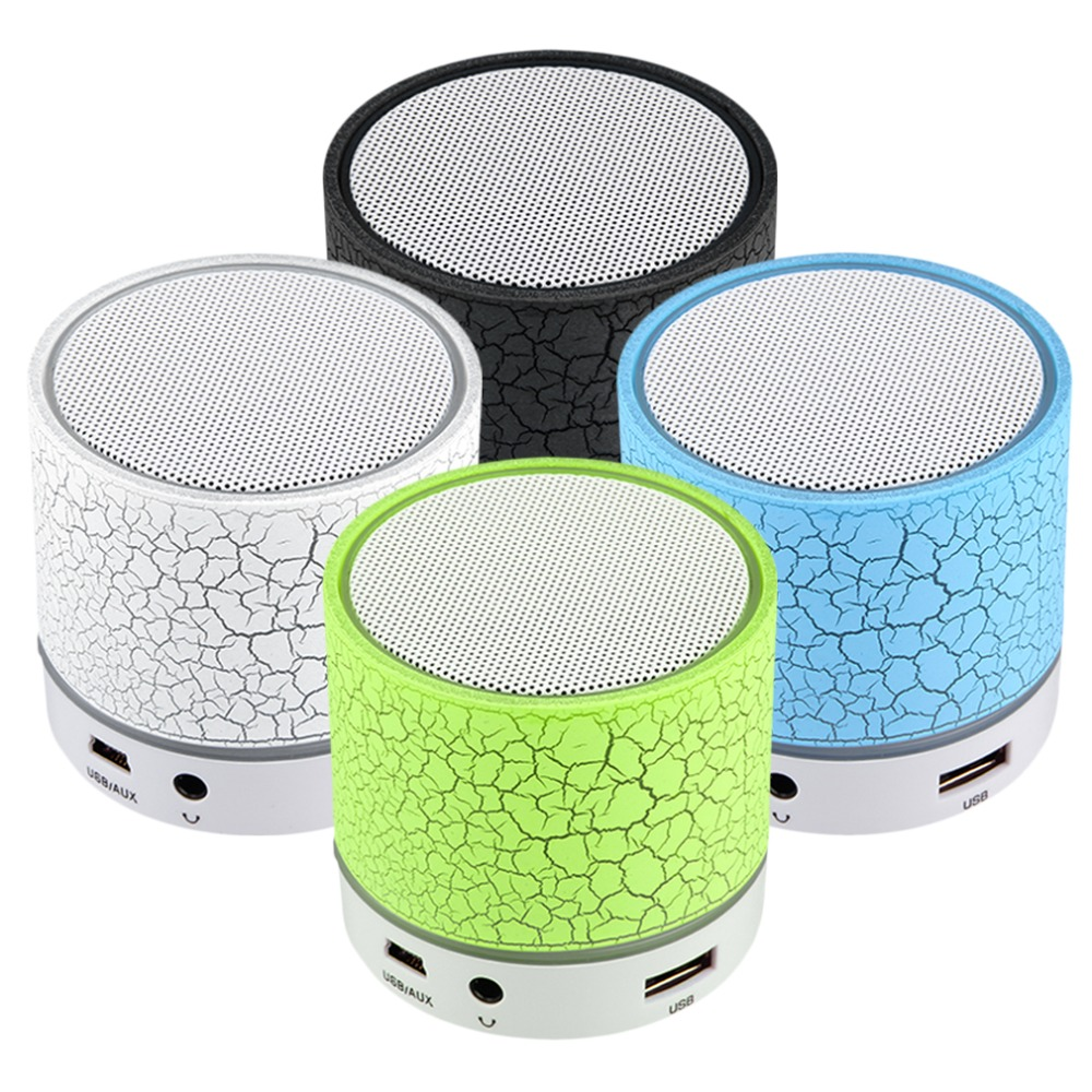 2016 NEW Mini A9 Bluetooth Wireless Speaker TF Portable For Cell Phone Laptop PC In stock!(China (Mainland))