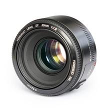 YONGNUO YN50mm f1.8 YN EF 50mm f/1.8 AF Lens YN50 Aperture Auto Focus for Canon EOS DSLR Cameras(China (Mainland))