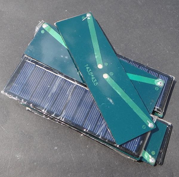 Wholesale 100PCS/Lot 0.6W 6V Polycrystalline Solar Panel Mini Solar Cell DIY Solar Charger/Toys Education Kits 143.5*43.5*3MM(China (Mainland))