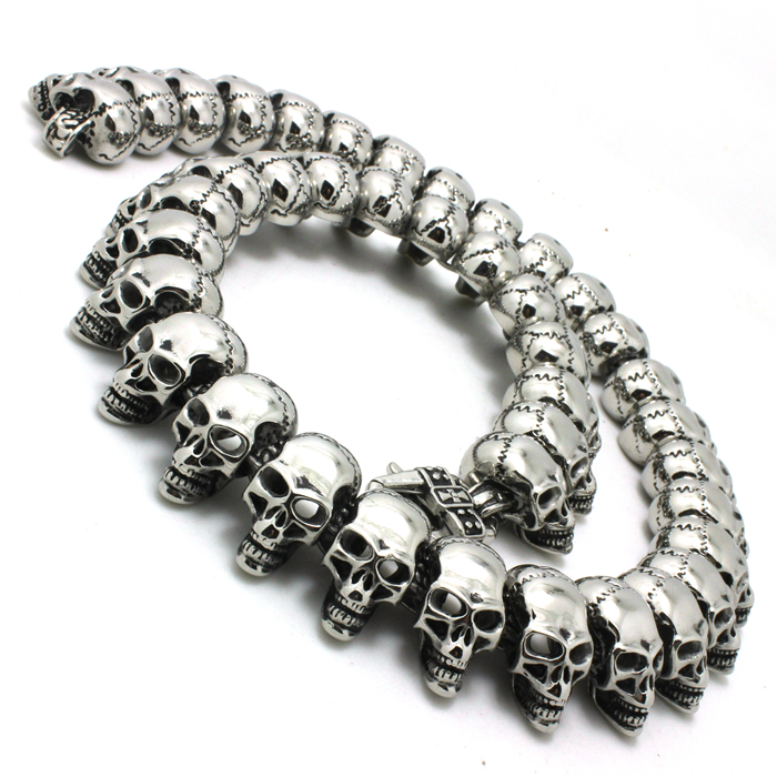 Колье-цепь Steel Soldier Jewelry ! 316L F009