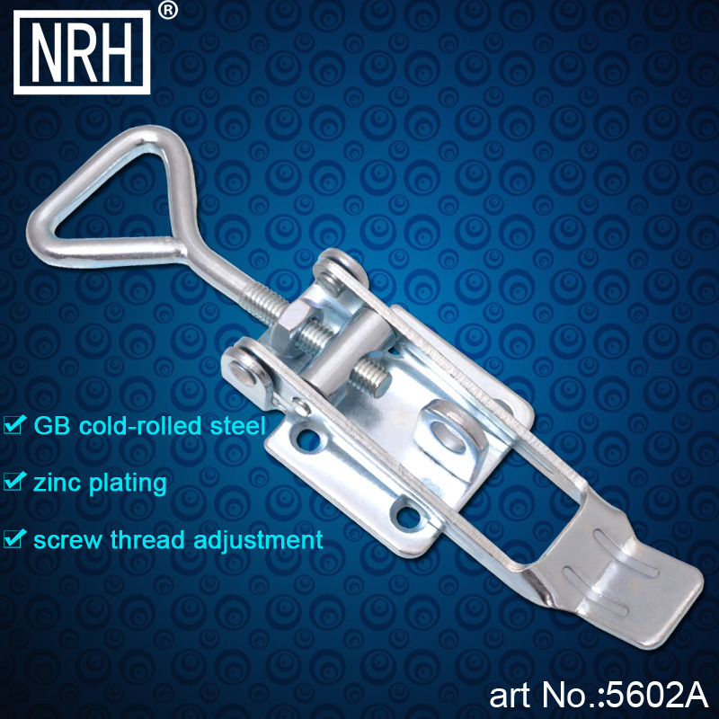 NRH 5602A cold rolled steel latch clamp Factory direct Wholesale price high quality Heavy duty thread adjustable Latch Clamp(China (Mainland))