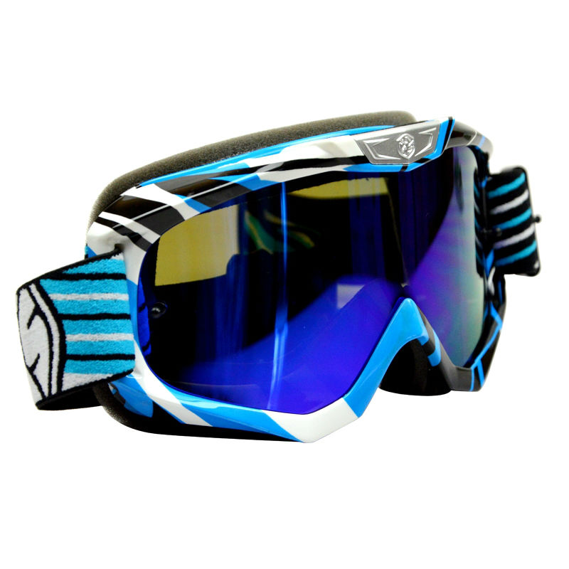 SCOYCO G05 Protective Glasses ATV Motorcycle Motocross Goggles Off-Road Dirt Bike Racing Colorful Lens Airsoft Paintball Game(China (Mainland))