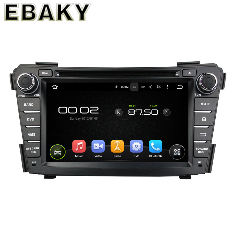 Brand New 7 inch Quad Core Android 5.1 Car PC For Hyundai I40 2011-2014 Car DVD Multimedia Player(China (Mainland))