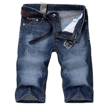 Buy 2017 Men Short Jeans Men's Fashion Shorts Men Big Sale Summer Clothes Fashion Brand Male Short Pants mens denim shorts 38 40 for $9.98 in AliExpress store