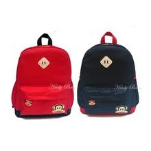 Children Bag Character Boys Bag Cotton Girls Bag Should Daily Backpack 2015 Fashion Printing Backpack Mochila