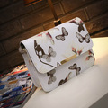 Fashion Printed bag women leather handbags designers famous brand women tote bags messenger bags composite bags