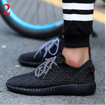 2015 NEWS FREE SHIPPING NEW KANYE WEST Y3 350 BOOST RUNNING SHOES breathable sport shoes size 39-44 tk1601(China (Mainland))