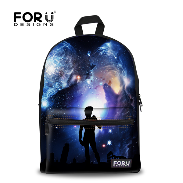 Fashion Mens Canvas Backpack Galaxy Stars Universe Space backpacks Mens School Backpacks Children Girls Laptop Bagpack<br><br>Aliexpress