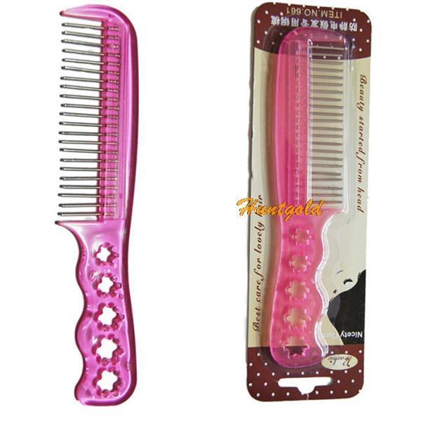 Расческа для наращенных волос Unbranded 22 Comb furminator расческа резиновая curry comb зубцы 5 мм